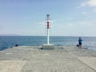 Pescare nel Mediterraneo