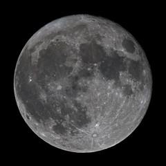 Super Full Moon December 3, 2017