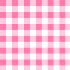 vector pink background - checkered tile pattern or grid texture