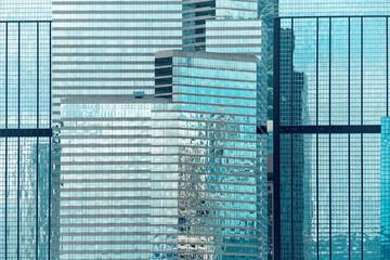 Modern architecture - City of Hong Kong