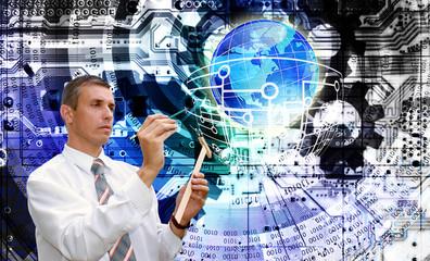 e-cyber technology future