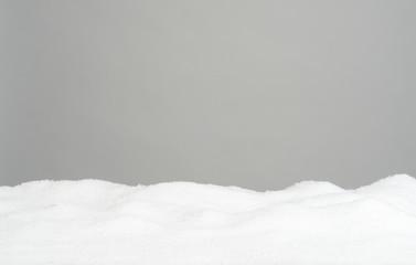 Nieve artificial para decoración en navidad, fondo
