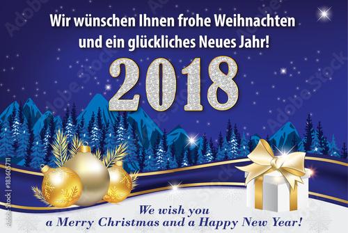 Am ende des Jahres wir danken Ihnen für die gute zusammenarbeit und ...