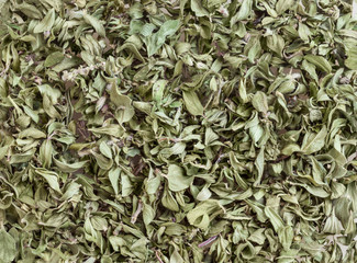 Dry thyme background