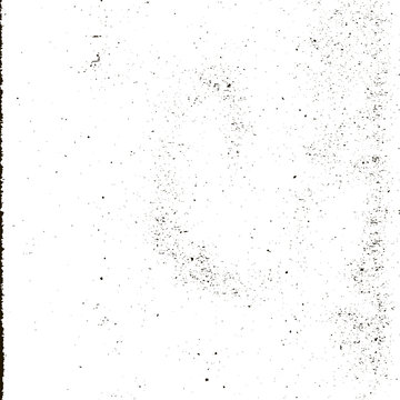 Abstract black and white grunge background. Vector illustration.