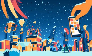 Attività natalizie