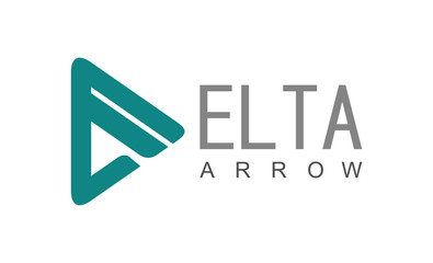 delta arrow sign logo