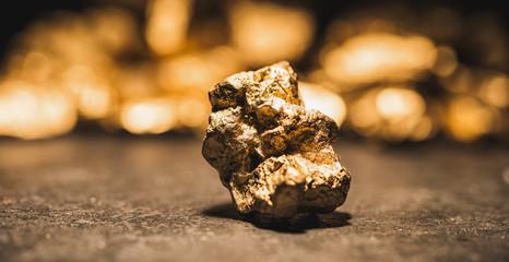 big gold nugget