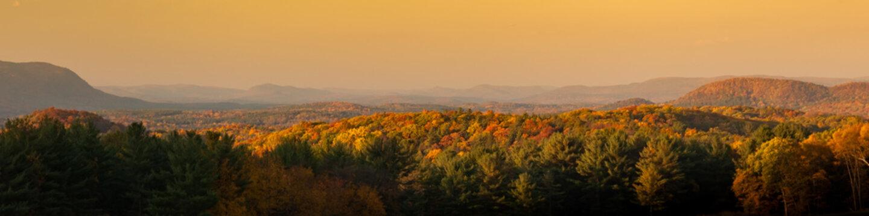 Berkshire Hills, MA Late Fall