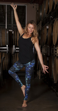 Yoga Instructor portrait