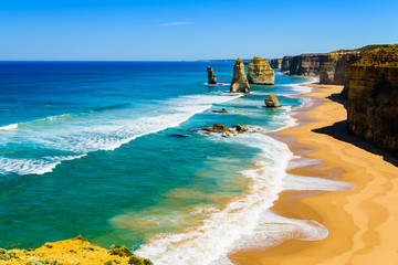 The Twelve Apostles on the Great Ocean Road, Australia