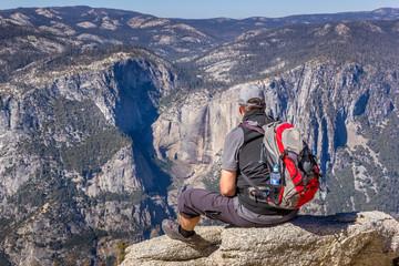 Hiking Yosemite 3