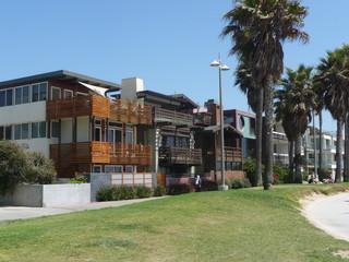 Arquitectura en Los Angeles, ciudad de California, Estados Unidos de America