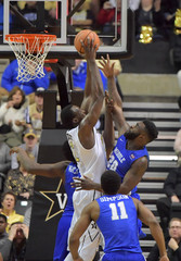 NCAA Basketball: Middle Tennessee State at Vanderbilt