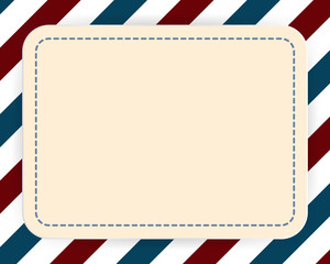 usa background with stars and decorative frames