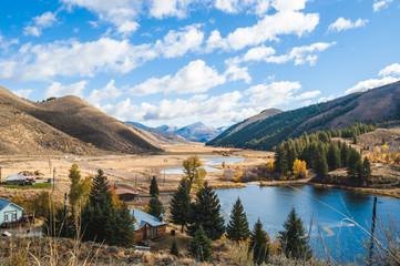 Deer Creek in Hailey, Idaho