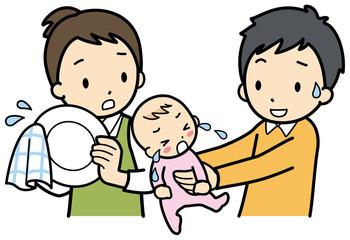 ワンオペ育児