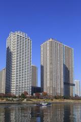大川端リバーシティ21