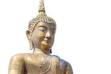 Old Buddha in Thailand