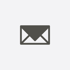 envelope icon. mail sign