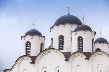 Saint Nicholas Cathedral, Novgorod. Russia
