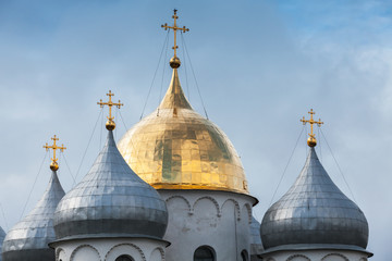 St. Sophia Cathedral, Novgorod, Russia