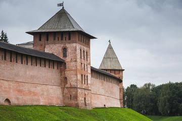 Novgorod Kremlin also known as Detinets