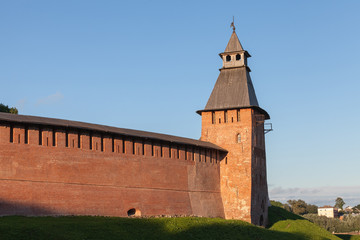 Russia, Novgorod Kremlin or Detinets