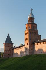 Novgorod. Kremlin also known as Detinets