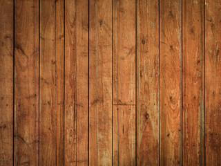 Rustikale Holzwand