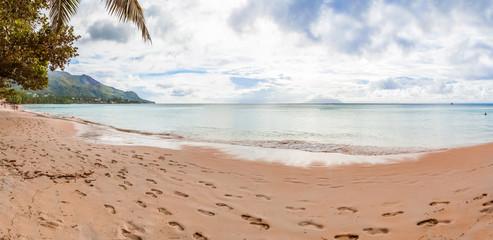 plage de Beauvallon, Mahé, Seychelles