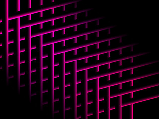 abstract vector light purple stack bold net background
