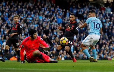 Premier League - Manchester City vs Arsenal