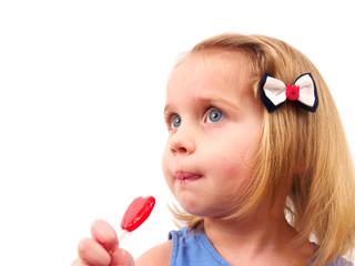 Little Girl Lollipop