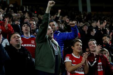 Championship - Hull City vs Middlesbrough