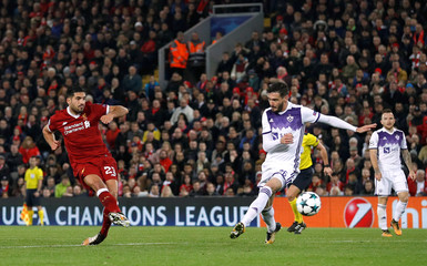 Champions League - Liverpool vs NK Maribor