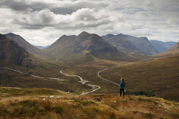 Glen Coe Hiking 8