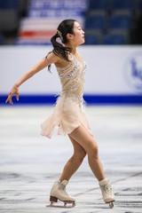 Figure Skating: Skate Canada International