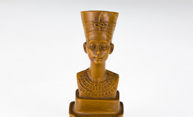 sculpture of the pharaoh, Cleopatra