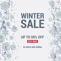 Snow winter sale
