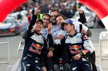 FIA World Rally Championship - Wales Rally GB