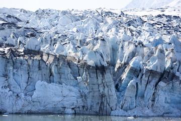 Blue Glacier Close View