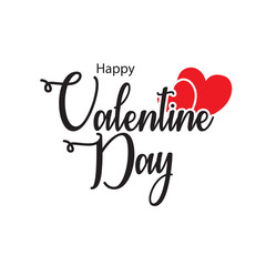 happy valentine day text