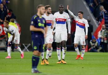 Europa League - Lyon vs Everton