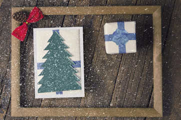 Items of Christmas holidays