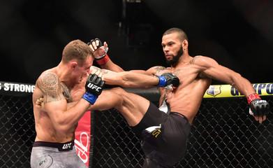 MMA: UFC Fight Night-Sao Paulo-Santos vs Hermansson