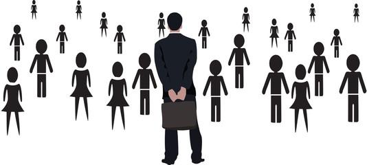riunione di lavoro assemblea gruppo di persone