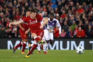 Champions League - Liverpool vs NK Maribor