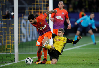 Champions League - Borussia Dortmund vs Apoel Nicosia