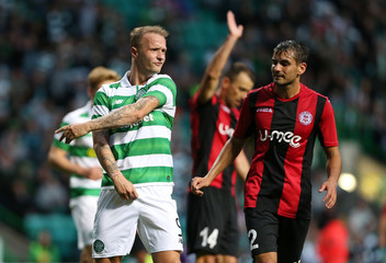 Celtic v Lincoln Red Imps - UEFA Champions League Second Qualifying Round Second Leg